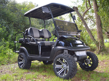 Golf Cart Lift Kits