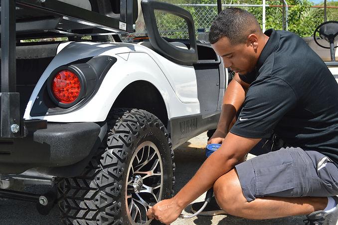 CartsMD Golf Cart Maintenance