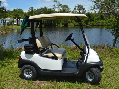 The Ultimate Guide to Buying a Used Golf Cart