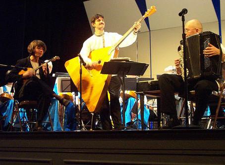 Musique et Instruments Anciens