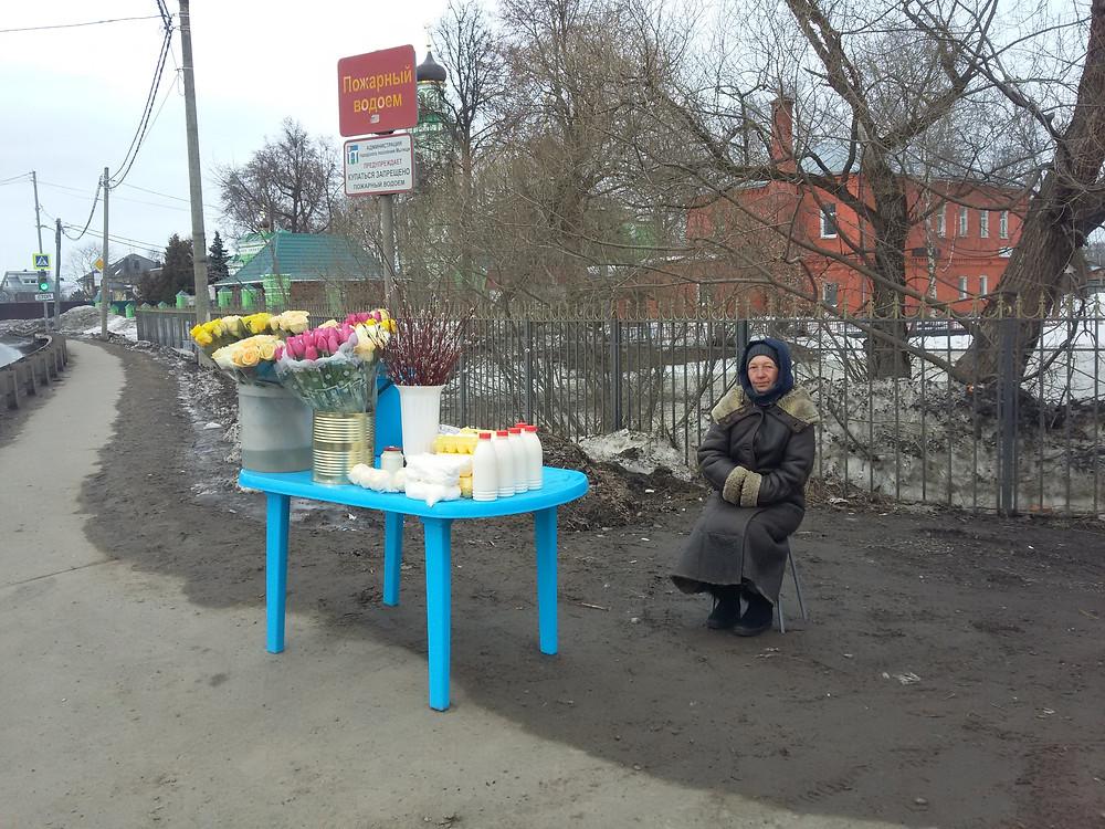 Vente, Russie, misere, perestroika, URSS