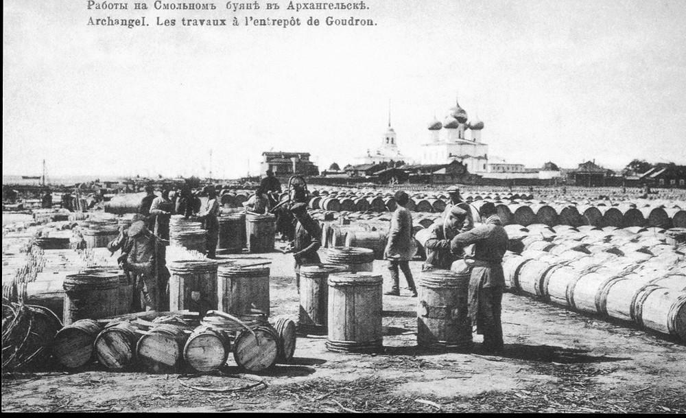 Distillation, Brai, Goudron, Huile, Bouleau, tar, savon, cosmetique