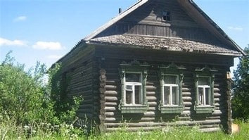 Habitations Traditionnelles en Russie :