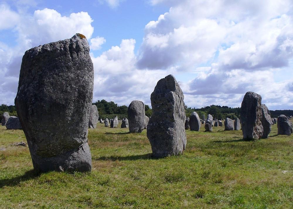URSS, Russie, territoire, celtes, pré-celtique, mégalithe, menhirs, dolmens, cromlechs