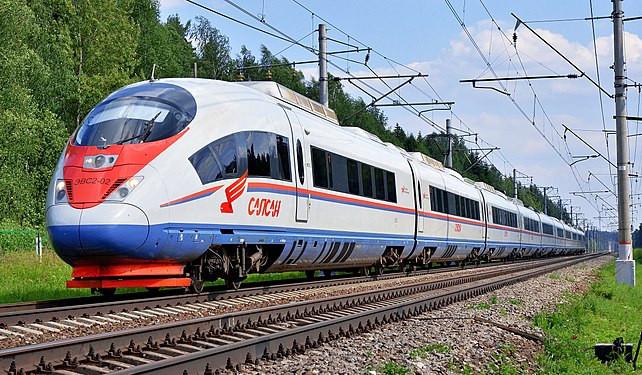 Russie, tourisme, croisière, train, train rapide