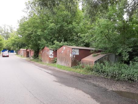 Les Garages post Soviétiques