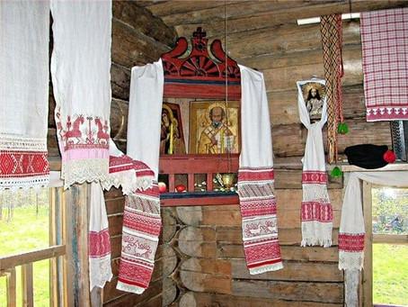 """La tradition du """"Coin Rouge"""" en Russie"""