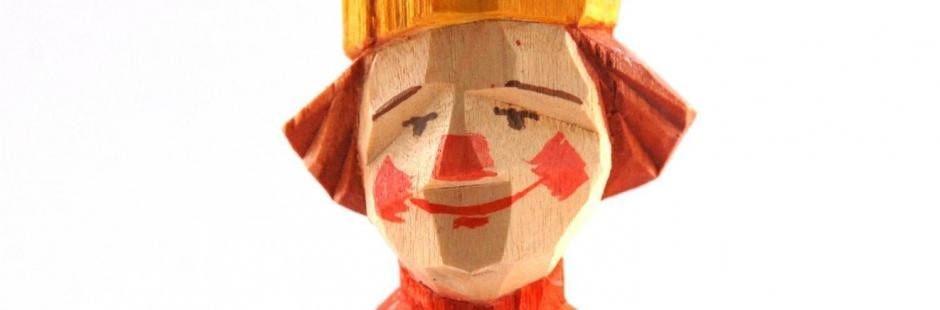 skomorokhi, bouffons, fous, cirque