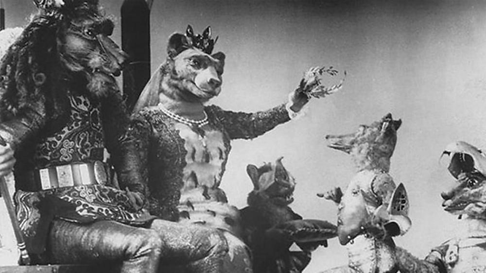 Ladislas Starevitch, La Vengeance du ciné-opérateur, La Cigale et la fourmi, Dans les Griffes de l'araignée, Le Roman de Renard