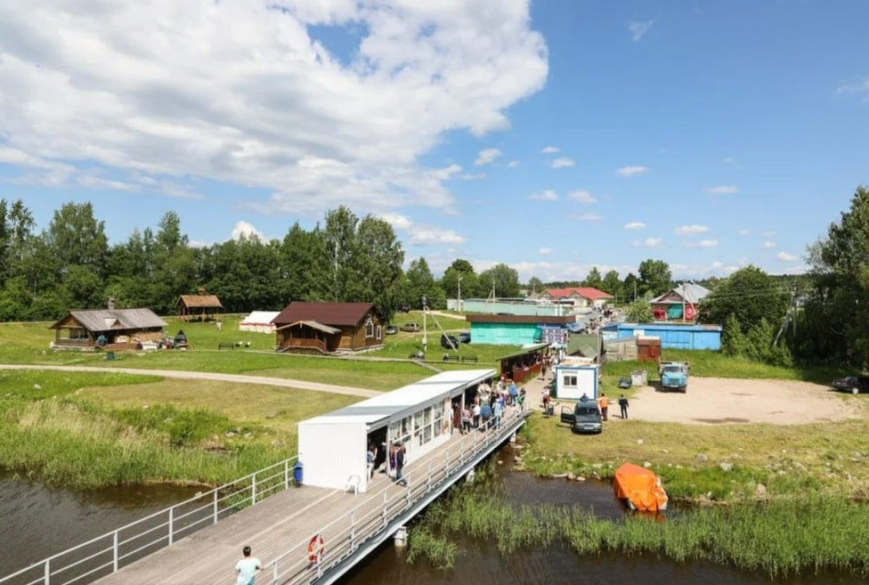 goritsy, Russie, tourisme,