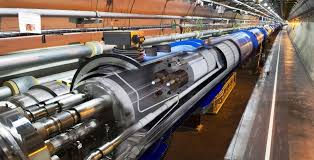 Particle Accelerators - Cryogenic Vacuum Application