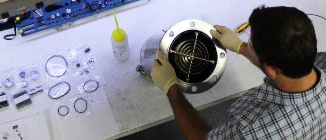 Cryopump Repair Service