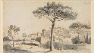 Gaspar-Van-Wittel-Hillside-Landscape-wit