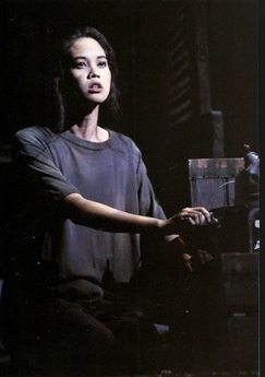 Kim in Miss Saigon