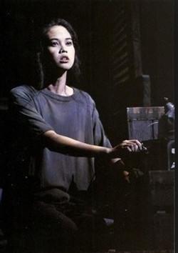 Kim in Miss Saigon