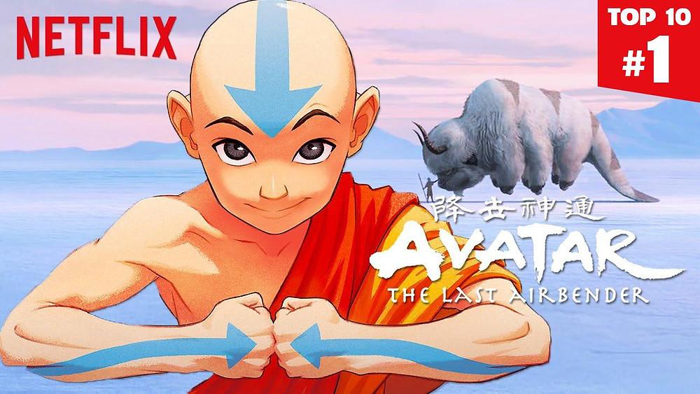 Avatar takes #1 slot on Netflix!