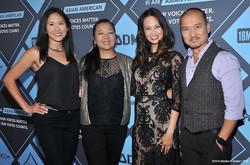 Deedee Magno Hall, Ai Chueng, Me, & Jon Jon Briones