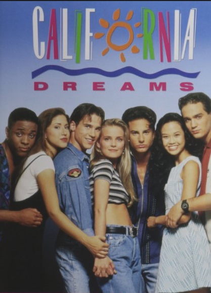 DVD set of California Dreams