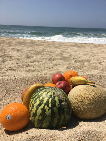 Fruits by the Sea