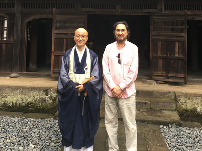 From Harvard to Zen Temples: A Lesson in Heartfulness. A psychologist's journey across cultures