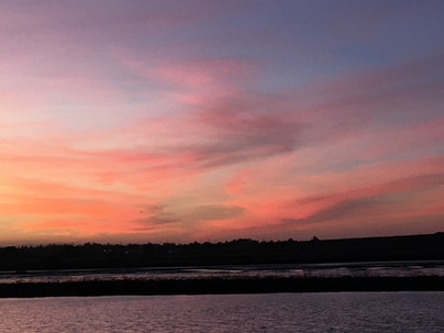Sunset Haiku