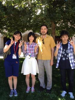 Stanford Global Leadership Students
