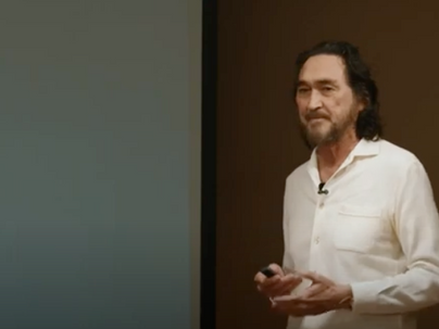 TEDxTokyo: Transforming Yourself with 3 Vital Connections