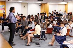 Mindfulness seminar, Tokyo