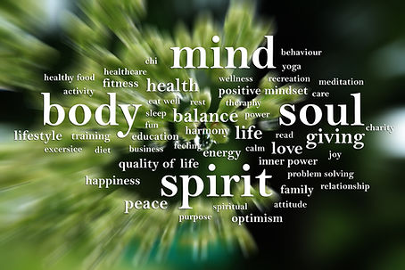 Body Mind Soul Spirit, business motivati