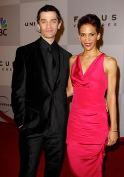 Marta Cunningham and James Frain