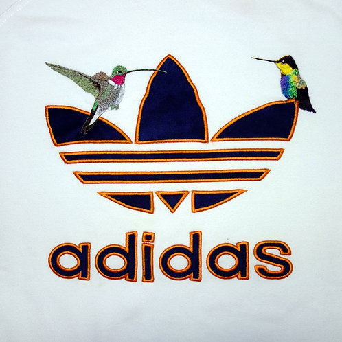 Adidas / Hummingbirds