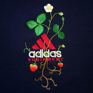 Adidas / Strawberry