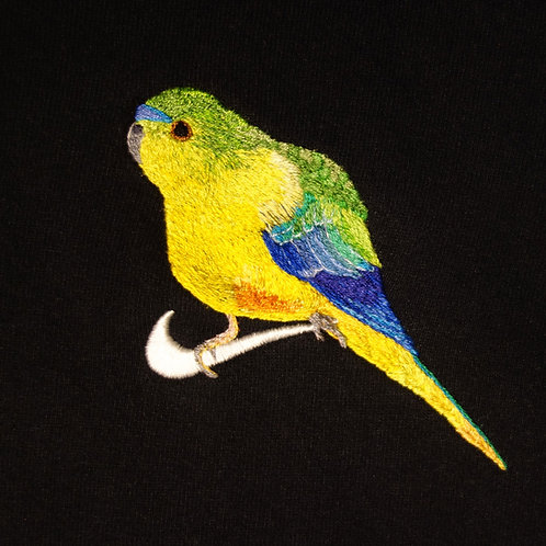 Nike / Orange Bellied Parrot