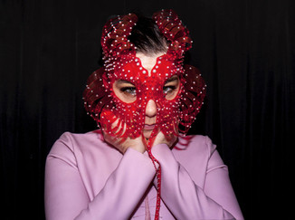 Headpiece for Björk