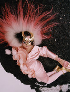 Headpiece for Björk
