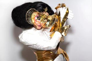 Stingray Skeleton Headpiece