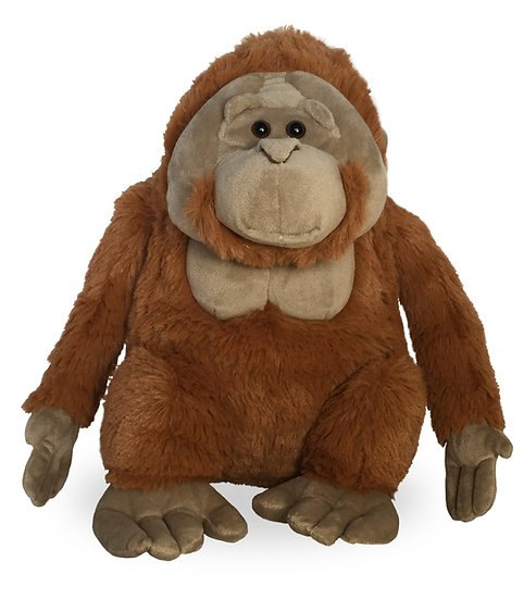 King Louis; the Plush Orangutan