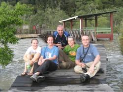 Group at Bako National Park