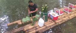 Padawan raft-buidling