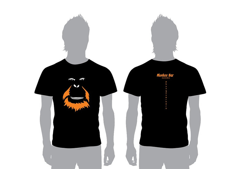 Monkee Bar / Orangutan Project T-Shirt