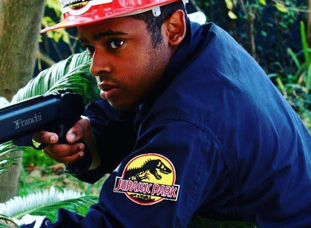 JURASSIC PARK : des idees cosplay