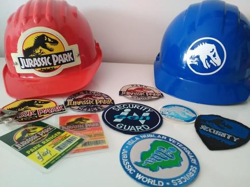 Nature morte Jurassic Park Jurassic World
