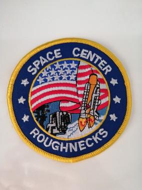 Réplique patch NASA Armageddon