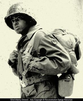 92 ème division d'infanterie américaine .