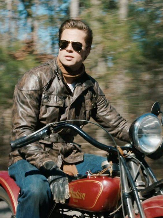 Brad Pitt dans le film Benjamin Button