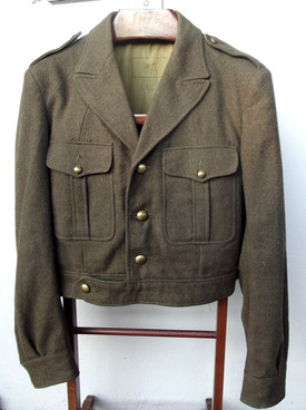 Blouson modèle 46 tenue modèle 46