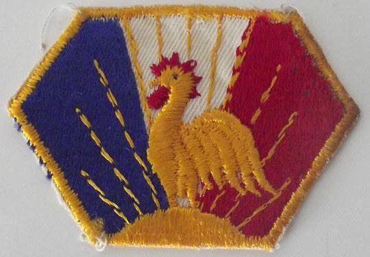 Ecusson Corps Expeditionnaire Français en Italie