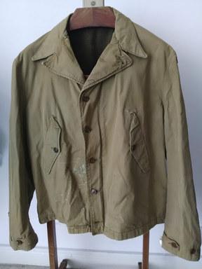 Blouson Us  M1938  Parson's Jacket