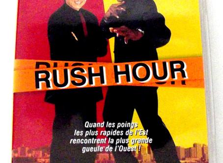 Retro-TEST DVD  : RUSH HOUR , 1998