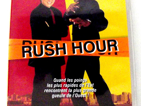 Retro-TEST DVD  : RUSH HOUR , 1998